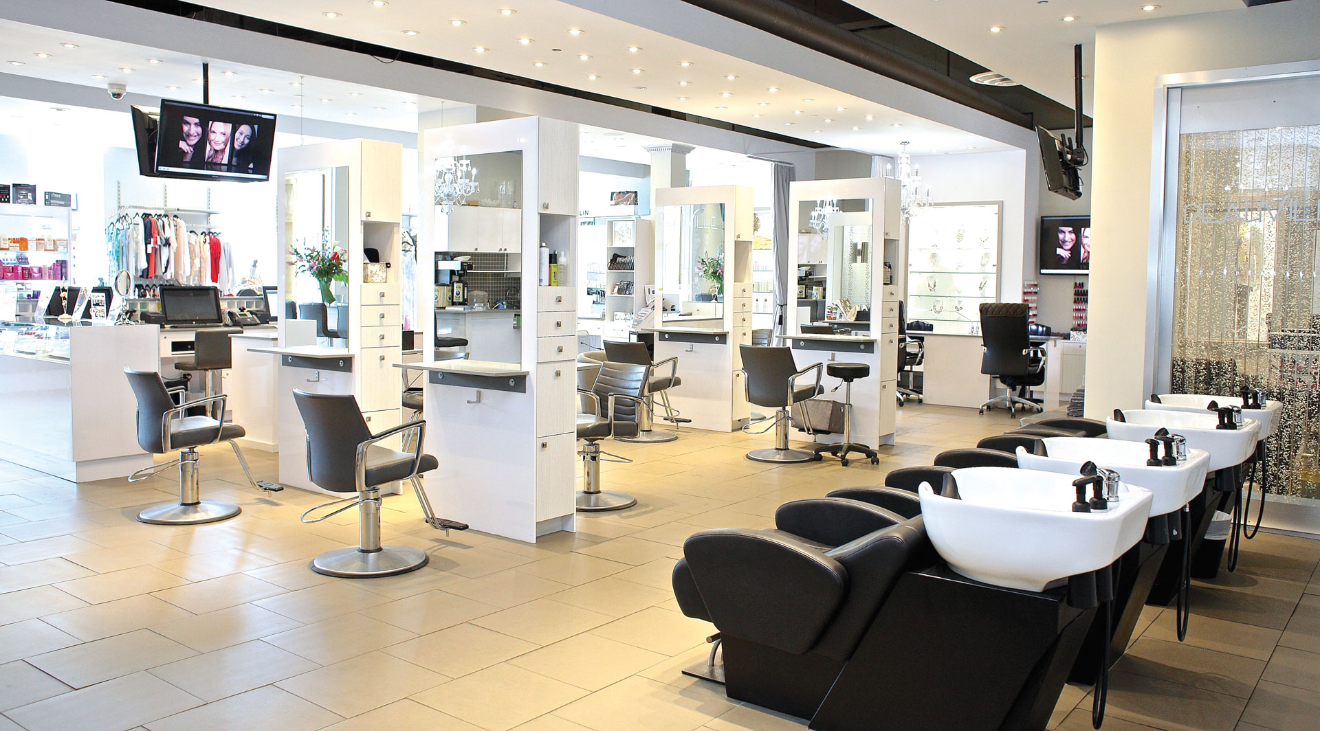 Hair Salon & Spa | Salon Deauville