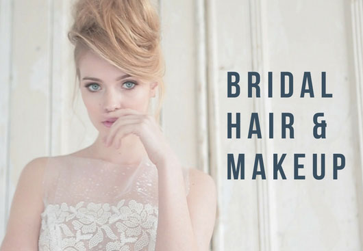 Bridal hair and makeup deals at Salon Deauville in Montreal
