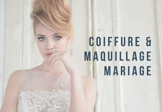 Promotion coiffure maquillage mariage montreal