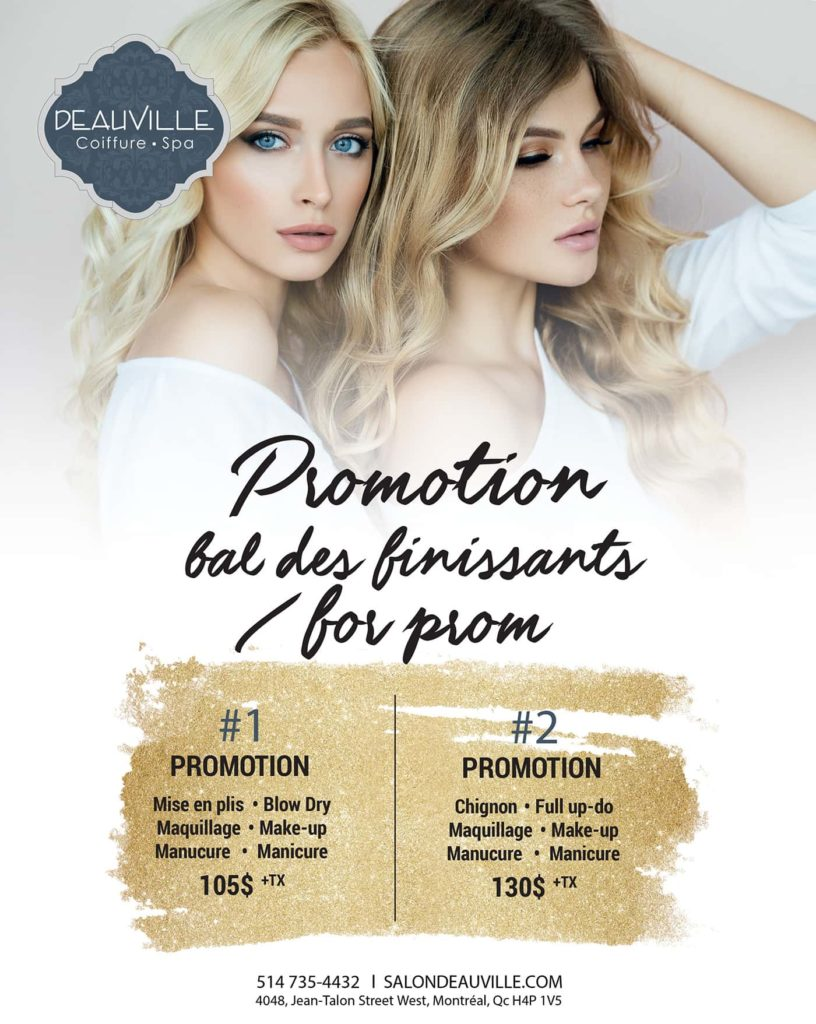 Promotions bal