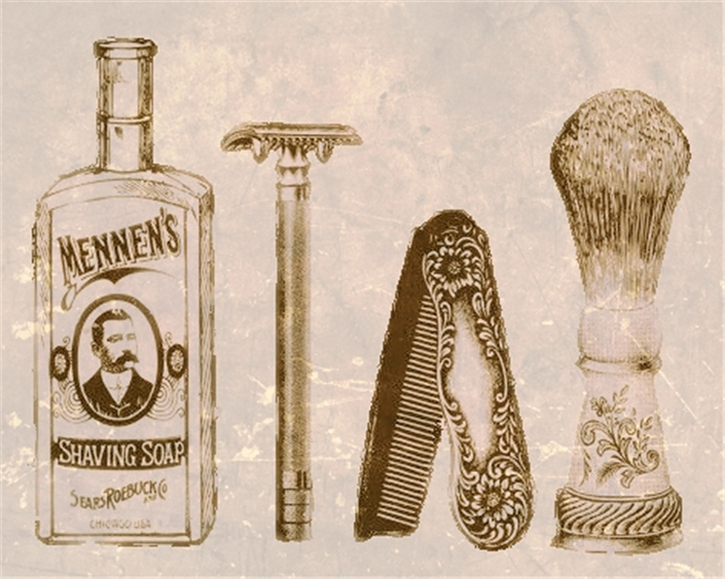 barbershop products for men