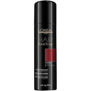 bottle of hair color touch up