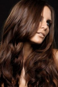 Hair color trends for this season
