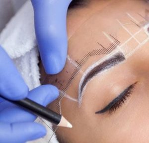 7 recommendations before a microblading session