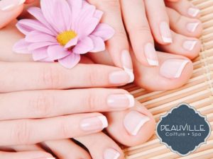 Make sure that your nails are not too long.