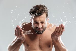 First tip: you need to wash your beard!