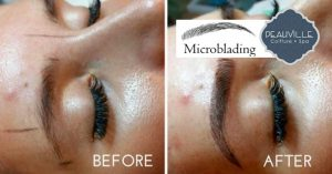Where to have microblading eyebrows done?