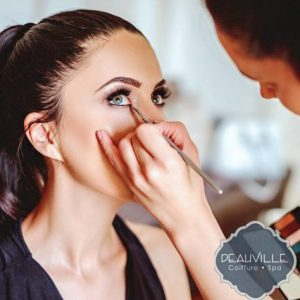 Use of quality make-up products