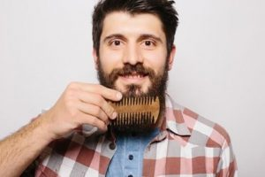 Fourth tip: comb your beard