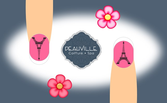 Sweet Paris How to do French nails at home