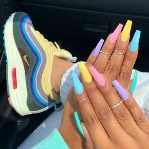 Spring and Summer Nail Trends  ~ Montreal 2021 🌈