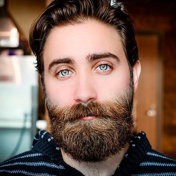 Facial hair, do I have a thick or thin beard?