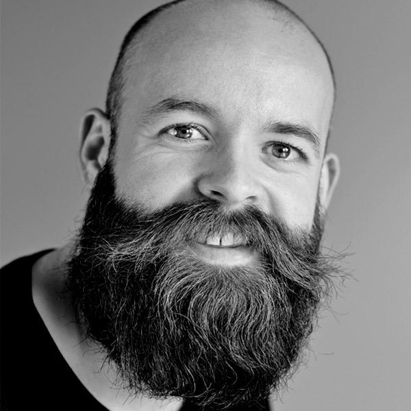 Wavy beards